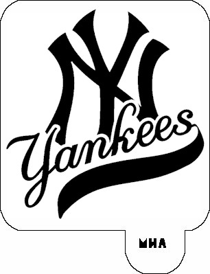 barber stencils hair designs in 7 minutes mrhairart rh mrhairart com new york yankees script logo font new york yankees ny logo font