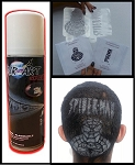 Mr. Hair Art White Color Spray (additional handling fee will apply at checkout)