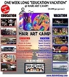 Hair Art CAMP