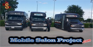 MOBILE SHOPS & SALONS
