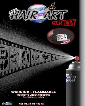 Mr. Hair Art Color Spray